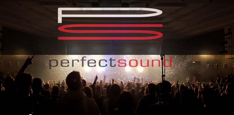 perfect sound GmbH Veranstaltungstechnik und Messtechnik aus Rheine