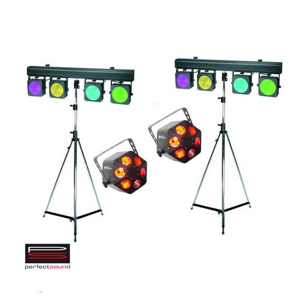 Discolicht, Partybeleuchtung, Beleuchtung für Party