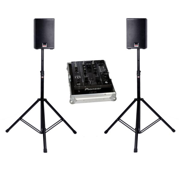 Musikanlage, Speaker, PA Lautsprecher zum Mieten