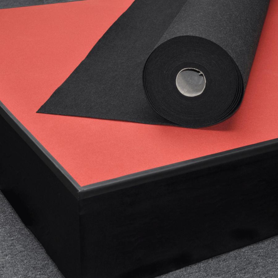 verkauf roter teppich dekoteppich in rheine bei ps. Black Bedroom Furniture Sets. Home Design Ideas